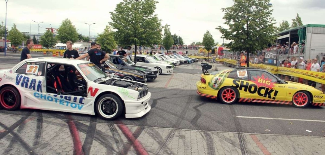 PI - Drift Festival In Prag 1