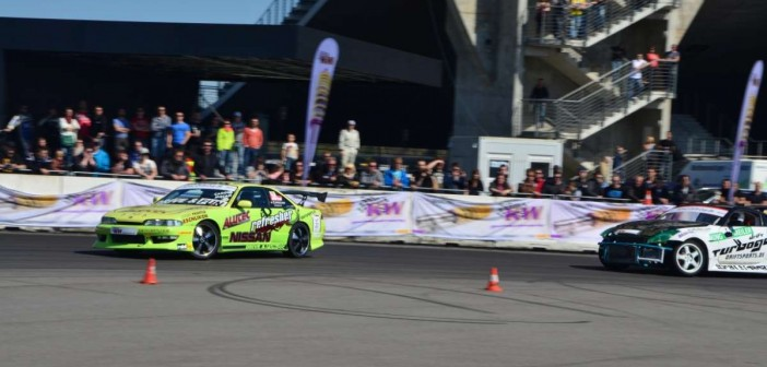 ADAC-Drift-Cup Finale am 3-4.10.2015